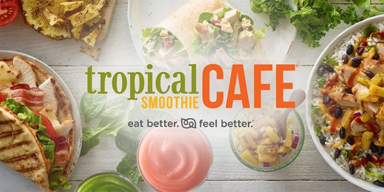 tropical smoothie promotions