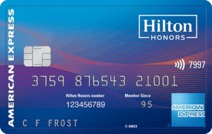 Hilton Honors American Express Surpass