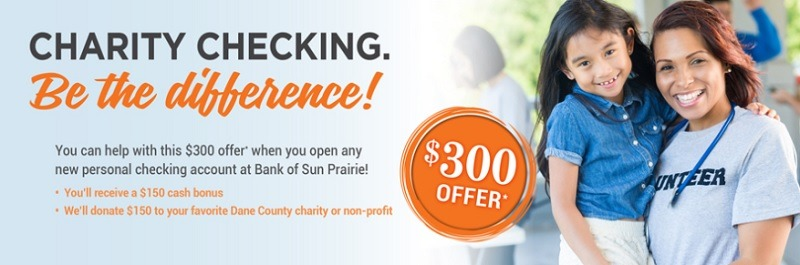 Bank of Sun Prairie Promotion