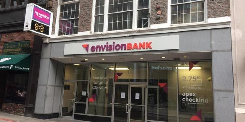 Envision Bank Promotion
