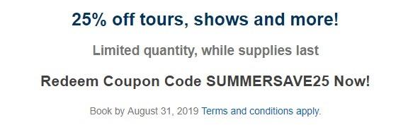 expedia code august 2019