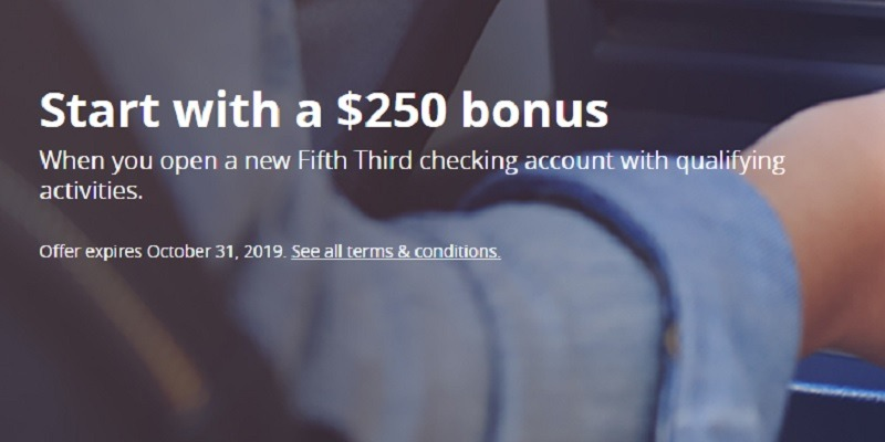 Fifth Third Bank Promotion