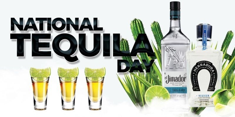 National Tequila Day Promotions - July 24, 2019