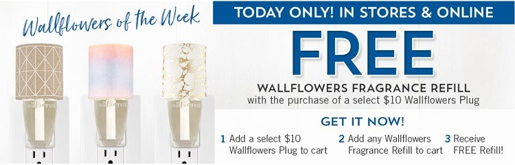 Bath & Body Works Promotions August 2019: