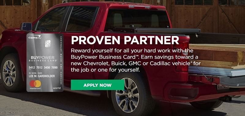 Capital One BuyPower Business Card Up To $1,500 Bonus