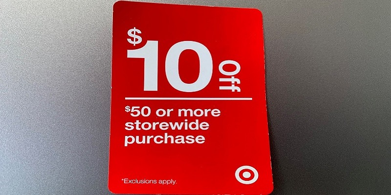 Target Promotions, Coupons, Discount Promo Codes August 2019