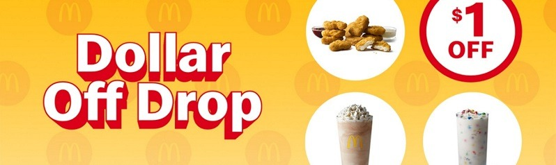 McDonald's Promotions, App Coupons, Discount Codes, Deals
