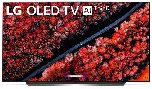 LG 55 Smart OLED TV