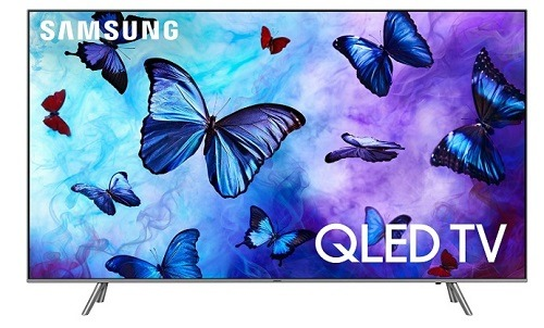 Samsung QN65Q6FN FLAT 65 QLED 4K UHD 6 Series Smart TV