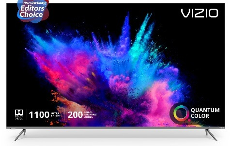 VIZIO 65 Class P-Series Quantum 4k Ulta HD tv for only $998