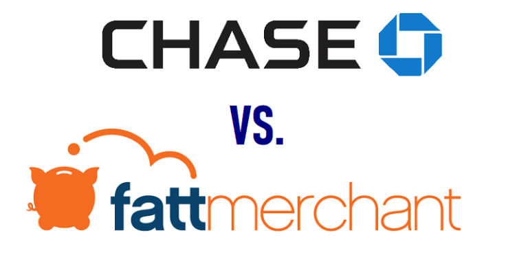 Chase Merchant Services Vs. Fattmerchant For Credit Card Processing