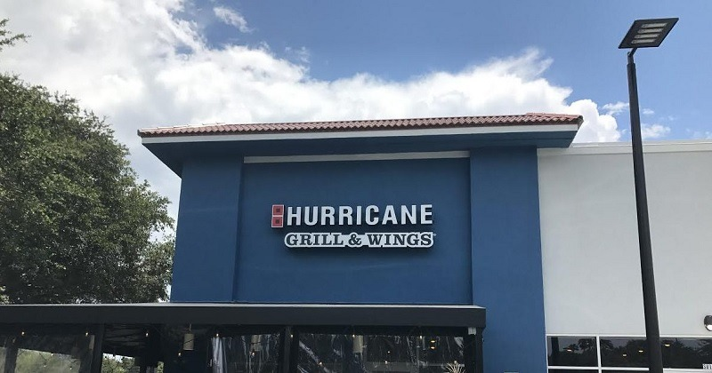 Hurricane Grill and Wings Promotions