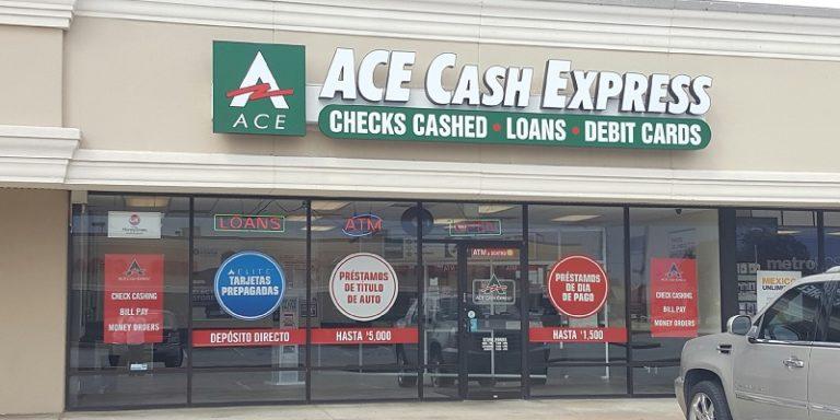 Ace Cash Express Promotions