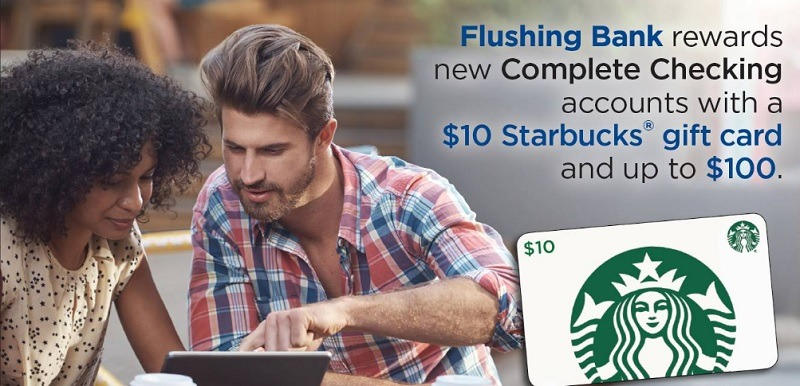 Flushing Bank Promotion