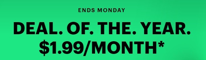Hulu End Of The Year Promotion