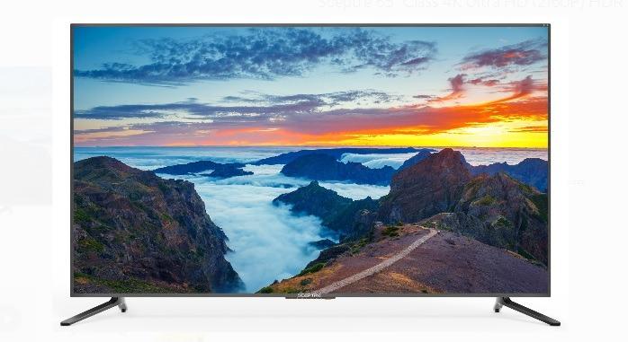 Sceptre 65 Ultra HD LED TV