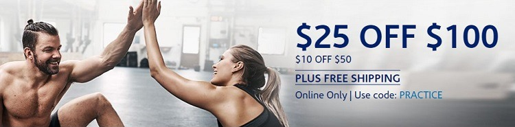 $10 Off $50 or $25 Off $100 Coupon