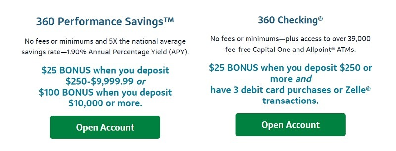 Capital One Referrals