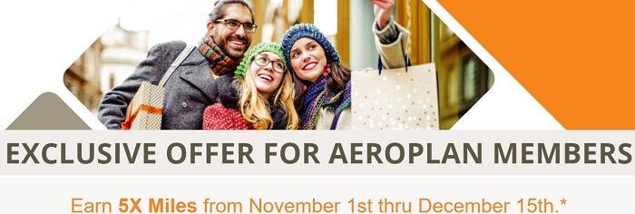 Choice Hotels Aeroplan Promotion