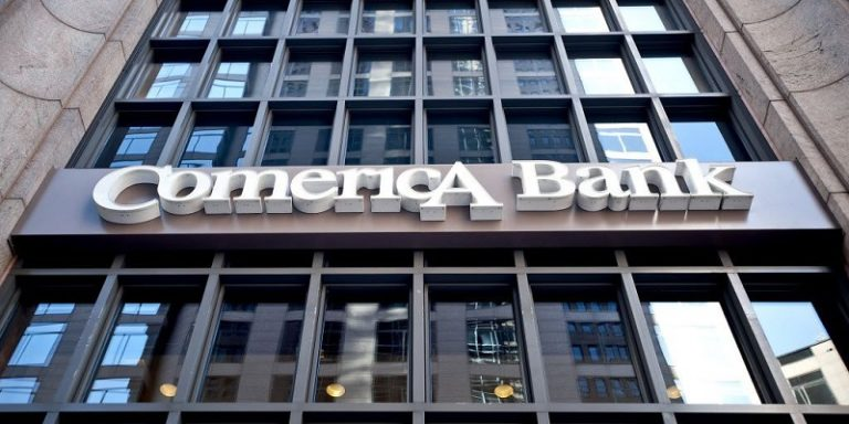 what is the routing number for comerica bank