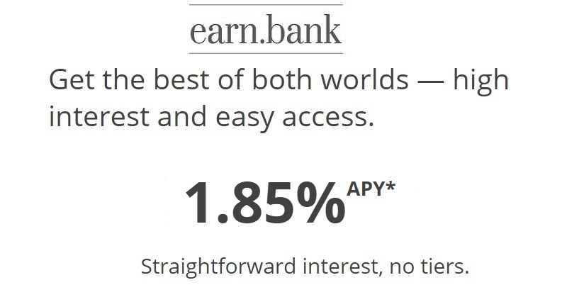 Earn Bank Rate