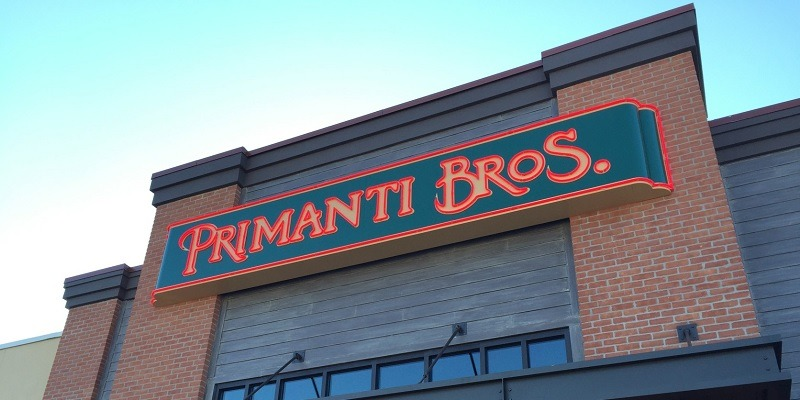 Primanti Bros promotion