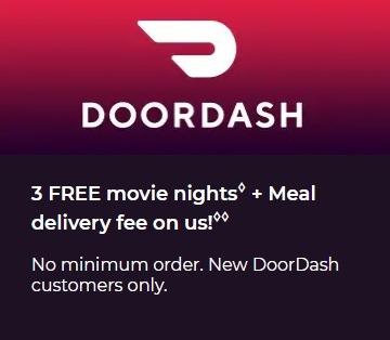 Redbox Doordash Promotion