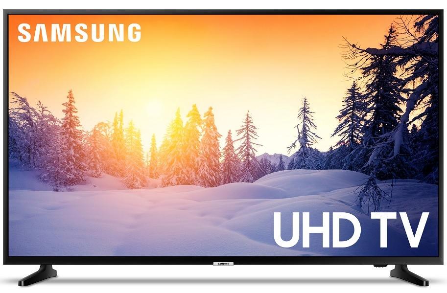 "SAMSUNG 50"" Class 4K UHD 2160p LED TV"