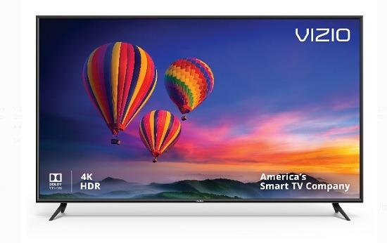 """VIZIO 65"""" Class E-Series Quantum 4K Ultra HD TV"""
