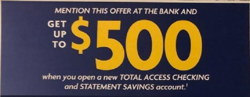 Wintrust Bank Promotion