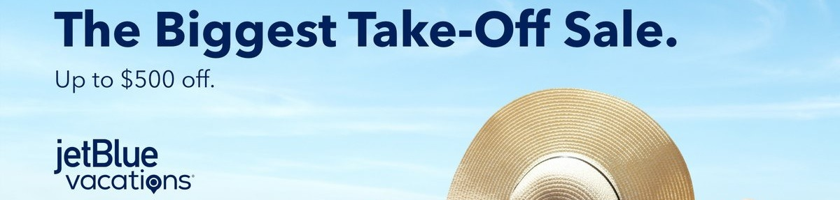 jetBlue Airways promotion