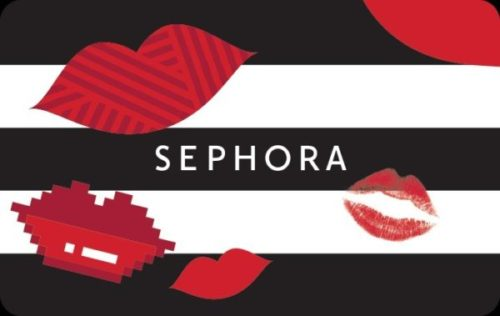 Earn 10% Cash Back on Sephora Gift Card Purchases