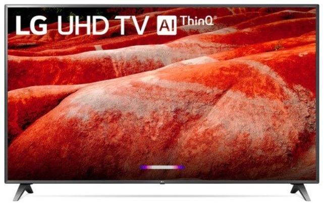 """LG 86UM8070PUA 86"""" CLASS HDR 4K UHD SMART IPS LED TV"""
