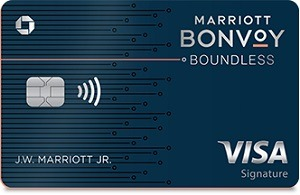 Marriott Bonvoy Boundless Credit Card Bonus