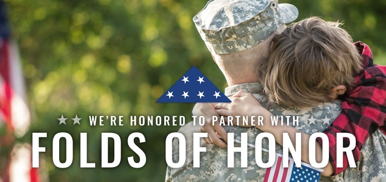 Free Meal for American Heroes (Veterans & Active Military)