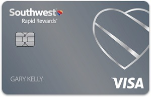 Southwest Rapid Rewards Plus Credit Card Bonus