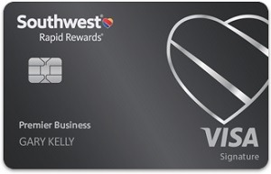 Southwest Rapid Rewards® Premier Business Credit Card Bonus