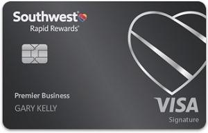 Southwest Rapid Rewards® Premier Business Credit Card Bonus