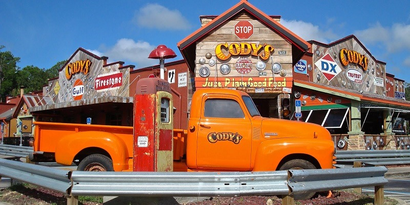 Codys Roadhouse Promotions