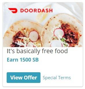 Door Dash promotions