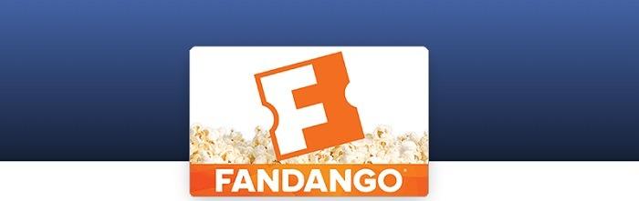 eGifter Fandango GC Promotion