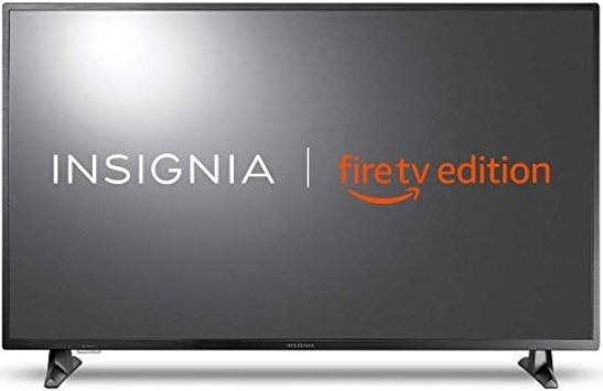 insignia 50 inch fire tv edition