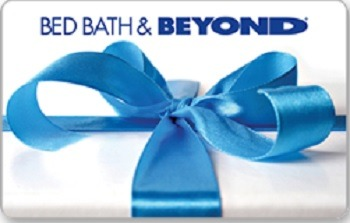 paypal bed bath and beyond gift card promotion