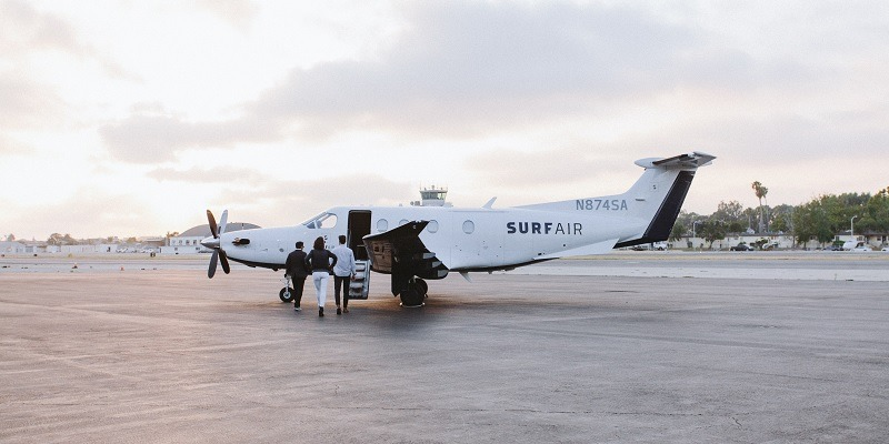 Surf Air Promotions