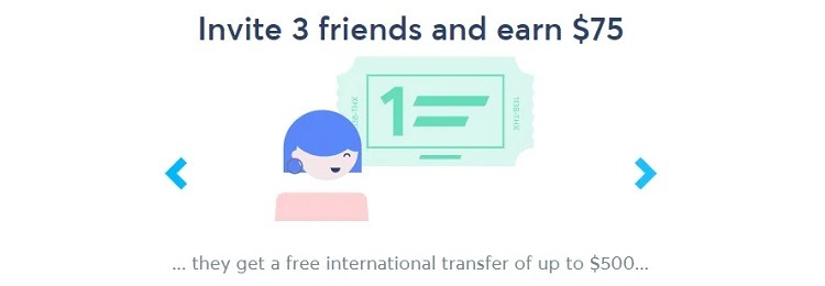 Transferwise Promotions