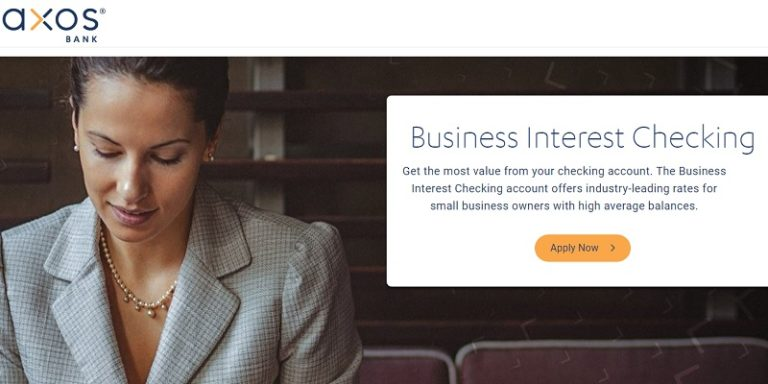 Axos Bank Business Interest Checking
