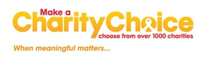 Save 15% On A Charity Choice GC w/ Promo Code GIVE