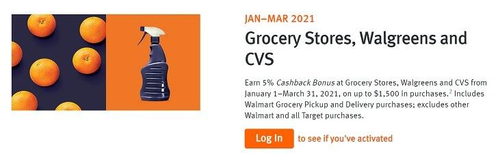 Discover 5% Cash Back