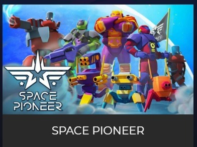 Qubic Games Space Pioneer Free Game Promotion