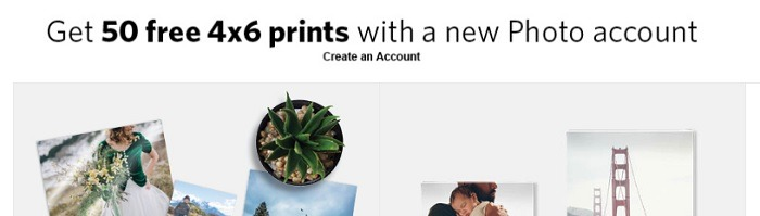 Sams Club New Photo Account Promotion
